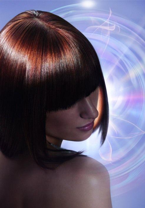 прически на средние волосы wella