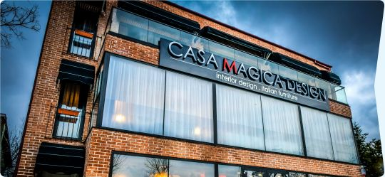 Un nou showroom Casa Magică Design și-a deschis porțile